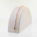 18K Rose Gold Stackable Bangle