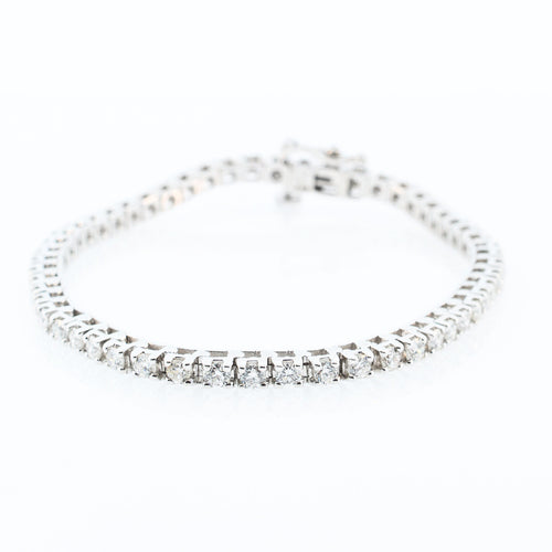 3.00ct Straight Line Diamond Bracelet