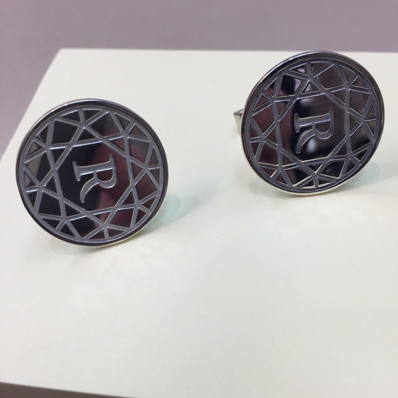 Customizable Cufflinks