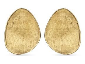 Marco Bicego 18K Yellow Gold Lunaria Earrings
