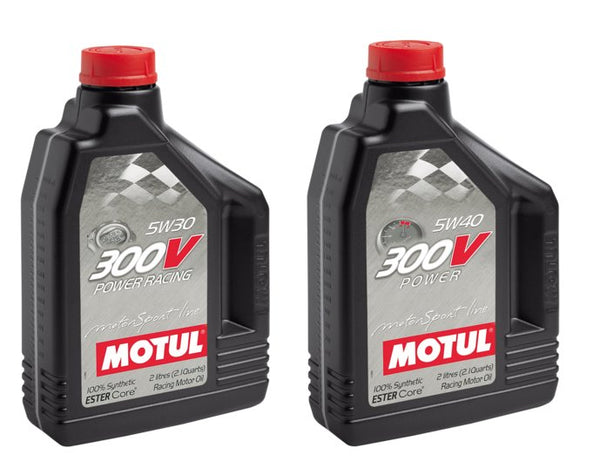$238 Motul 300v Express Service Package (6L) (PCR9987)