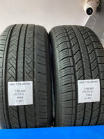 Used Tyres 215/60/16 chinese brands $35 each (2pcs available)