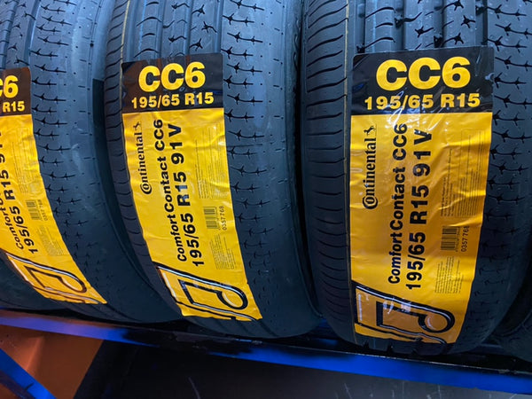 195/65R15 CT CC6 (TH) Continental PCR0643 $98.00