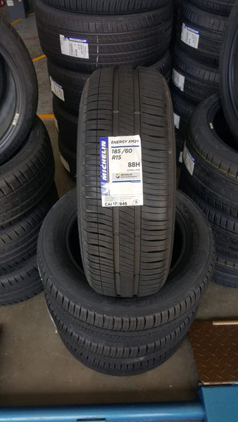 185/60 R 15 TL ENERGY XM2+ 88H Michelin PCR1147 $111.00