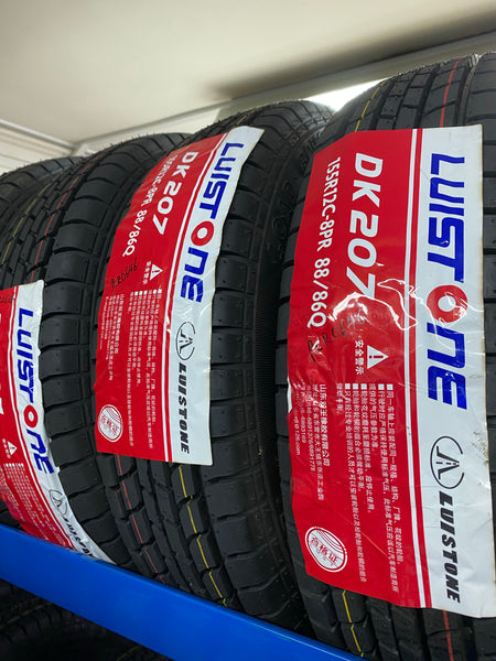 New 155R12C tyre on offer