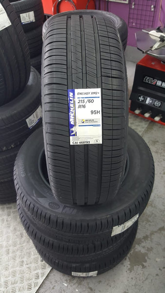 215/60 R 16 TL ENERGY XM2+ 95H Michelin PCR1159 $157.00