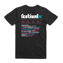 Load image into Gallery viewer, Lineup Tee - Black