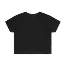 Load image into Gallery viewer, Crop Tee - Black