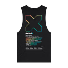 Load image into Gallery viewer, Lineup Tank - Black