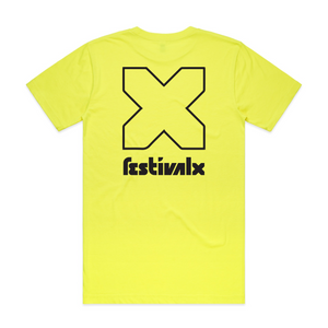 Neon Tee - Safety Yellow