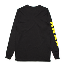Load image into Gallery viewer, Long Sleeve Tee - Black