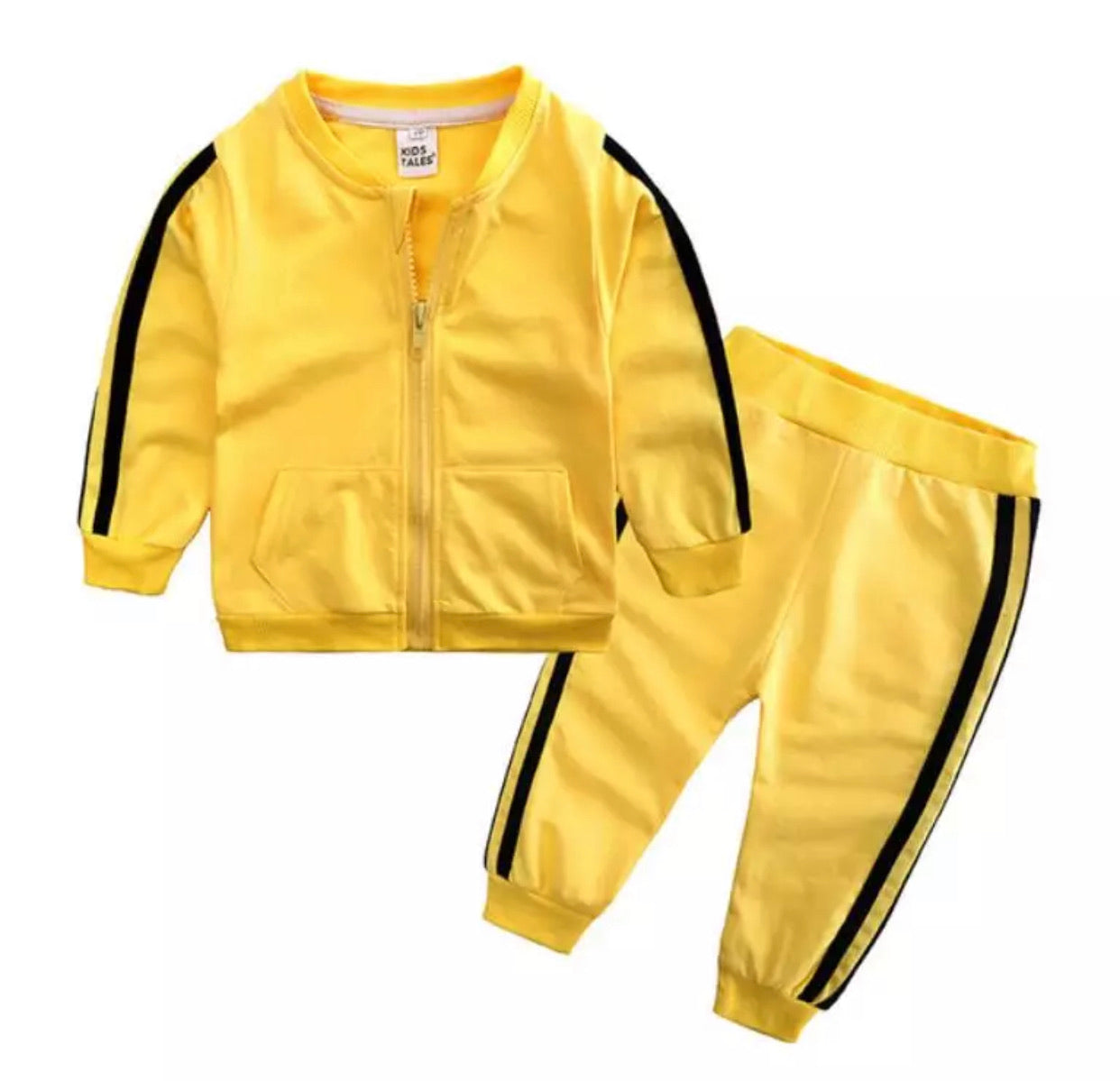 """Ready To Go"" Infant Jogger Set"