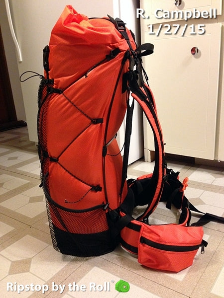 MYOG HyperD 300 Backpack
