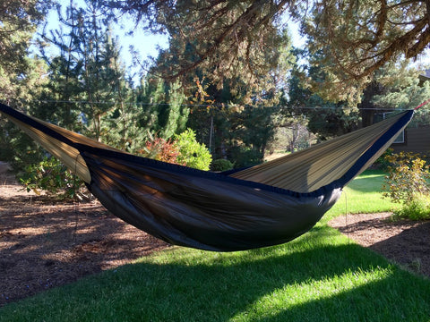 Hammock with Integrated UQ
