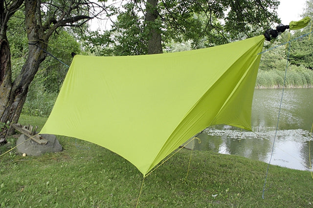 1.1 oz Silnylon DIY winter hammock tarp