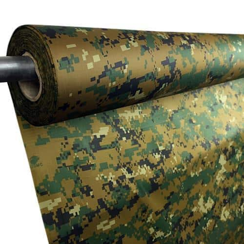 1.1 oz Silpoly - MARPAT Camo - Full Roll