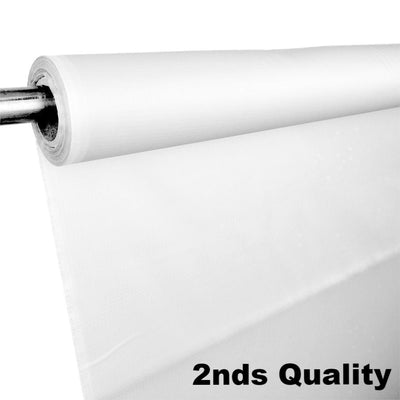 2nds Quality - 1.1 oz Silpoly, White