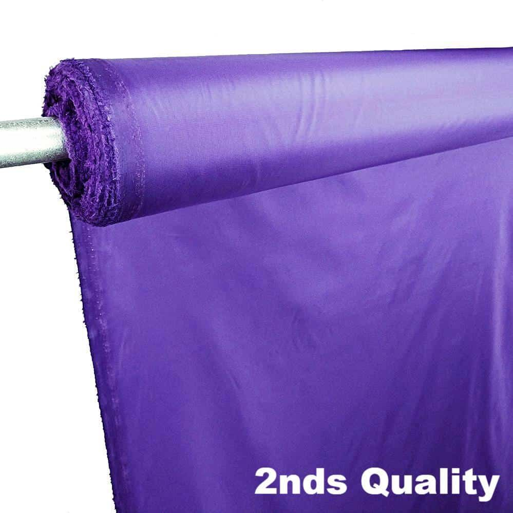 2nds Quality - 1.1 oz Ripstop Nylon, Royal Purple