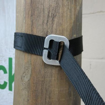 "1"" Multi-Buckle, strap clip"
