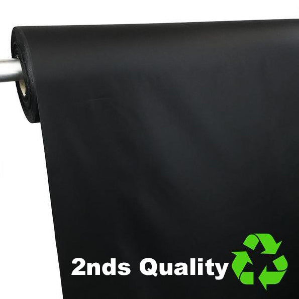 2nds Quality - 1.1 oz ECO Silpoly, Black