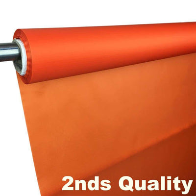 2nds Quality - 1.1 oz Silpoly, Blaze Orange
