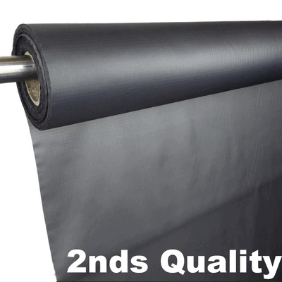 2nds Quality - 1.1 oz Silpoly, Charcoal Gray
