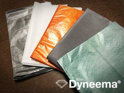 Dyneema® and X-Pac Remnants