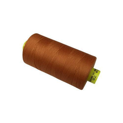 Gutermann MARA 70 thread, Burnt Orange
