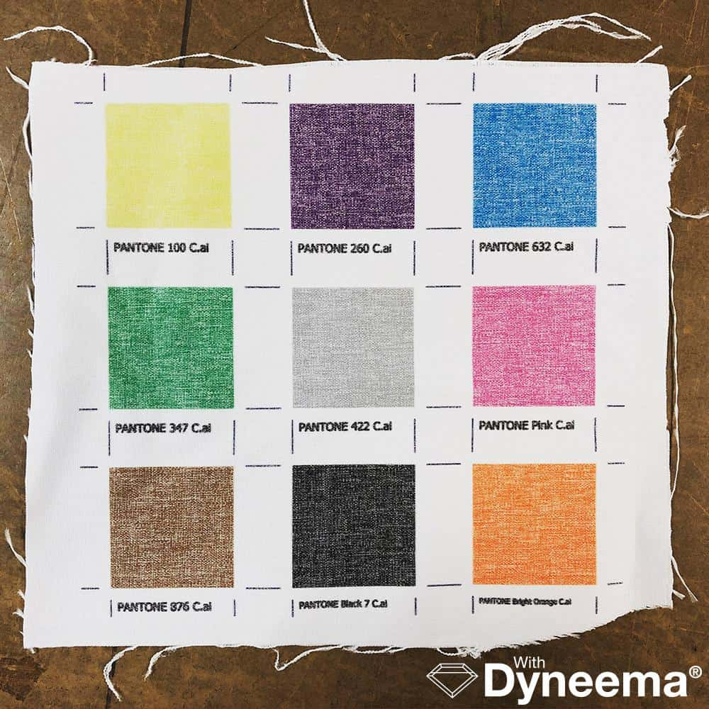 Omnicolor Solids - Fabrics with Dyneema