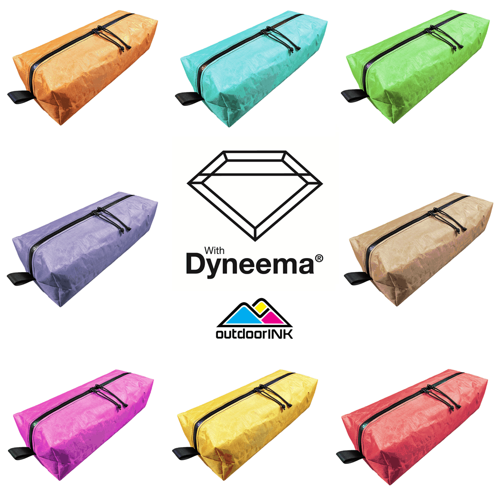 Omnicolor Solids - ZPP Kit with Dyneema® Composite Fabric