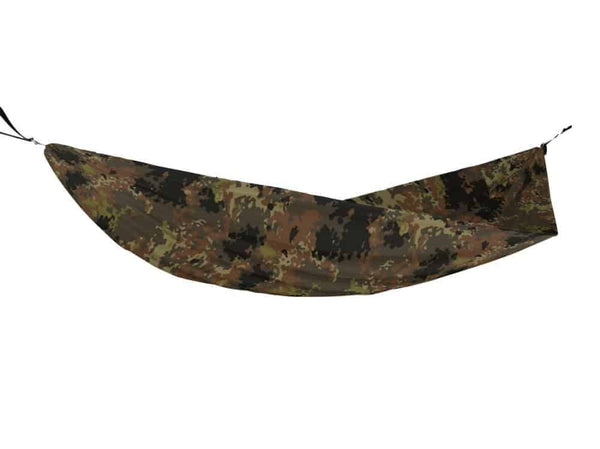 OutdoorINK Netless Hammock Kit, Flecktarn Original