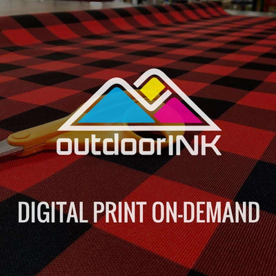 OutdoorINK Print-On-Demand Fabric