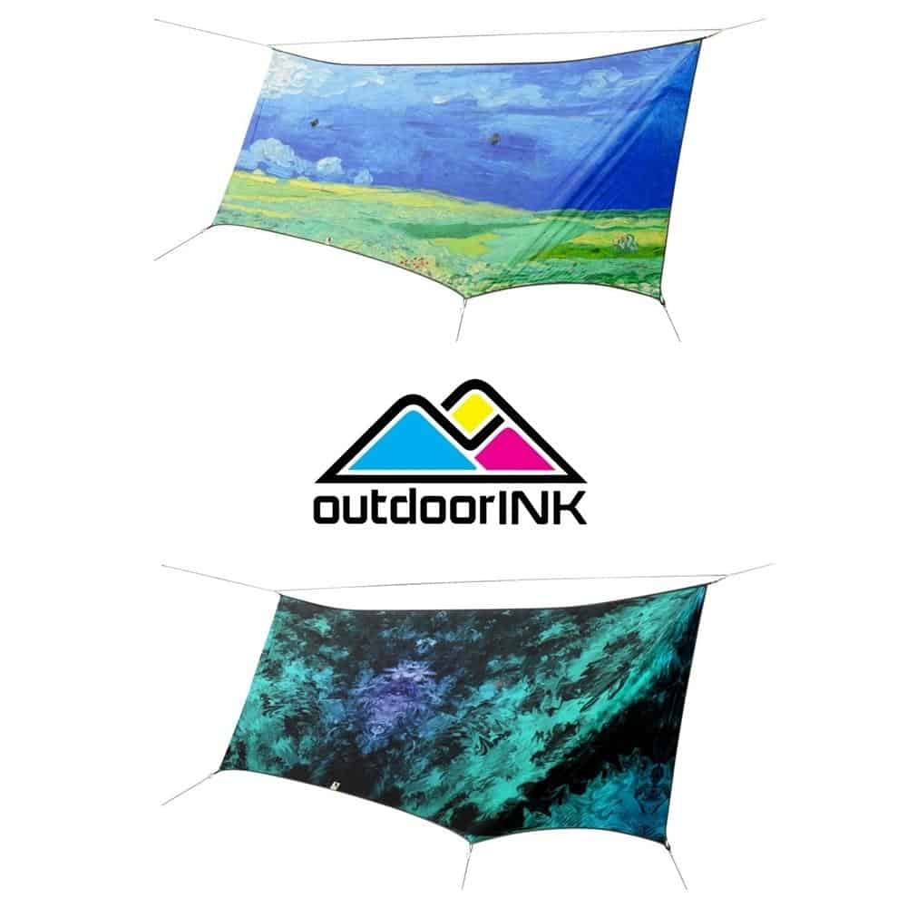 OutdoorINK WINTER12 Tarp Kit