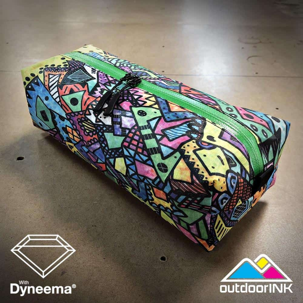 OutdoorINK ZPP Kit with Dyneema Composite Fabric