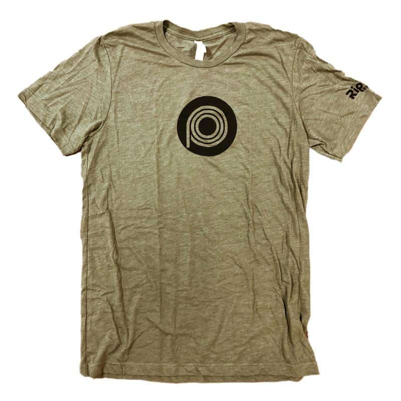 RBTR Simple Logo T-shirt - Olive