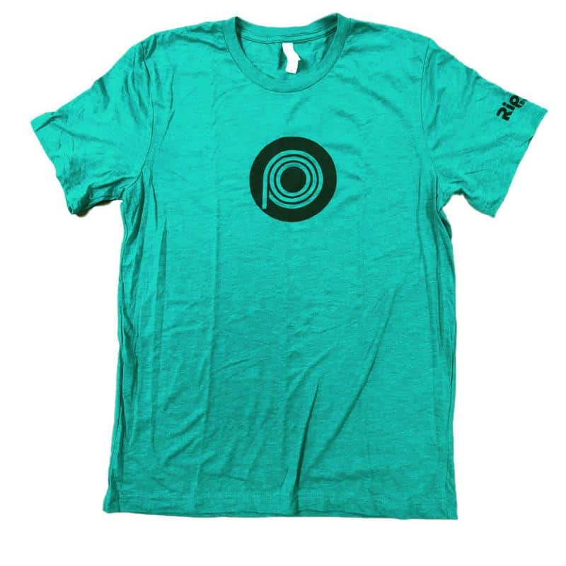 RBTR Simple Logo T-shirt - Teal