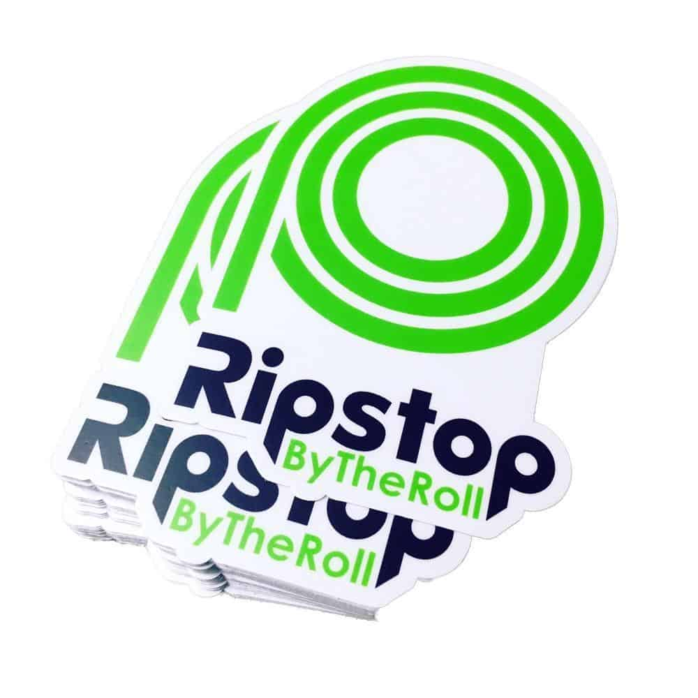 Rbtr logo sticker ripstop by the roll