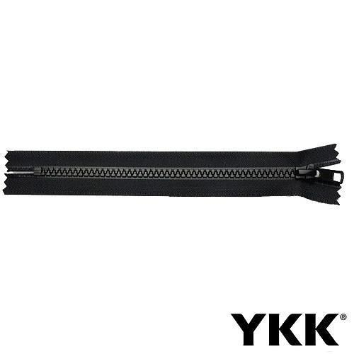 YKK #5 Vislon One-Way Non-Separating Zipper