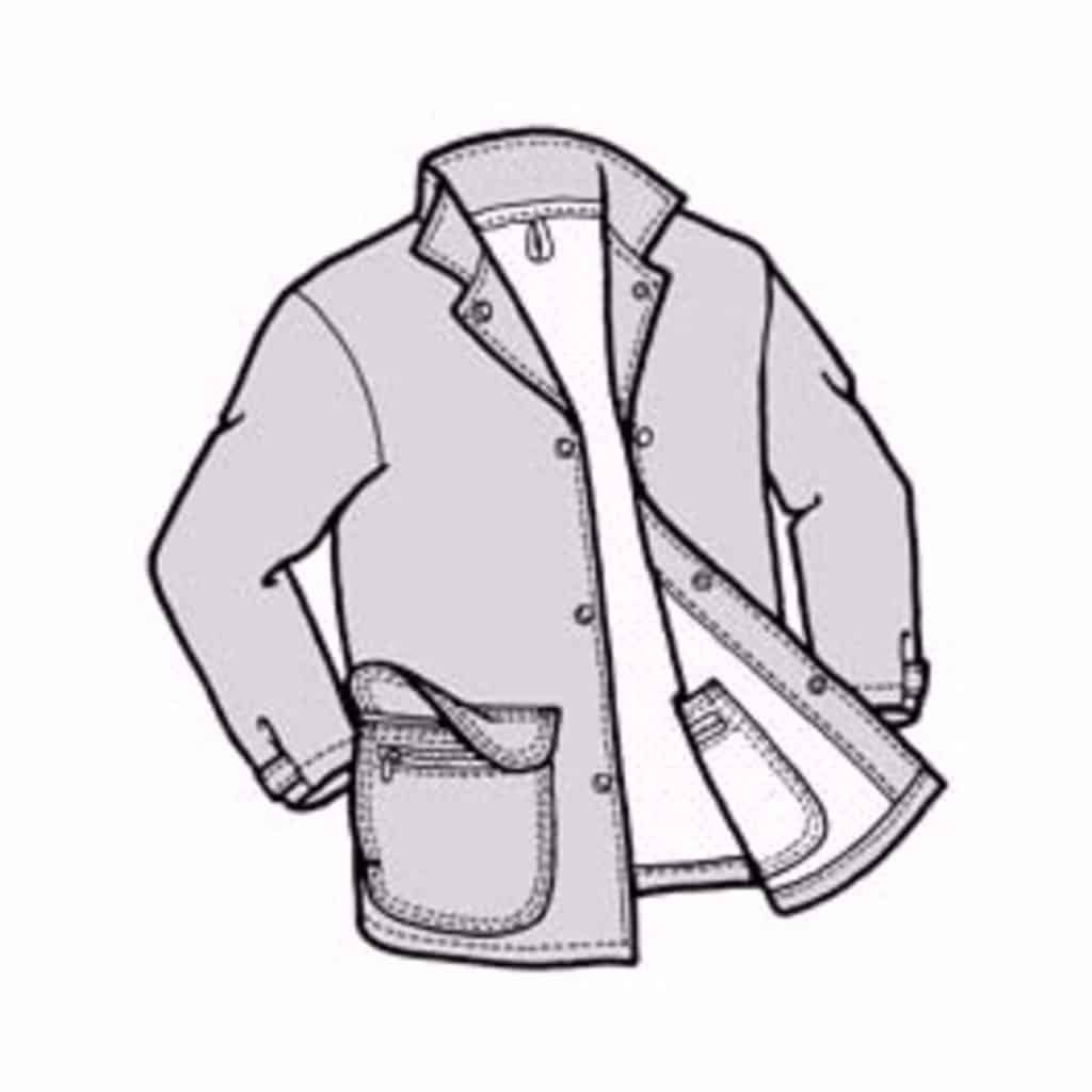 Adult Frenchglen Barn Jacket Pattern