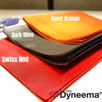 Zipper Pouch Kit with Dyneema® Composite Fabric