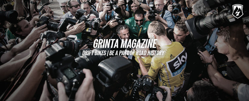 GRINTA - Road Magazine Crowd Funding Event