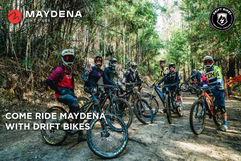 Stay tuned for our next tour to Maydena Bike Park