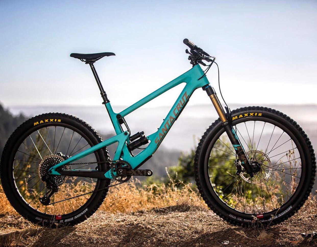 2019 Santa Cruz range now online
