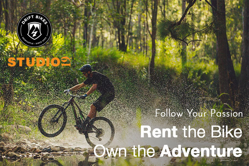 Rent your dream bike