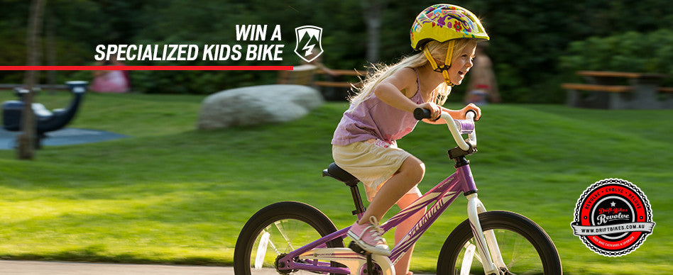 Win a Specialized Kids Bike for Christmas