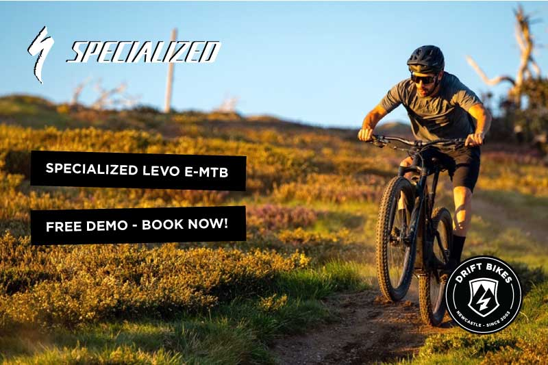 Demo a Specialized Turbo Levo e-MTB!