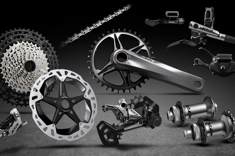 Shimano XTR M9120 In-Store this Thursday Night