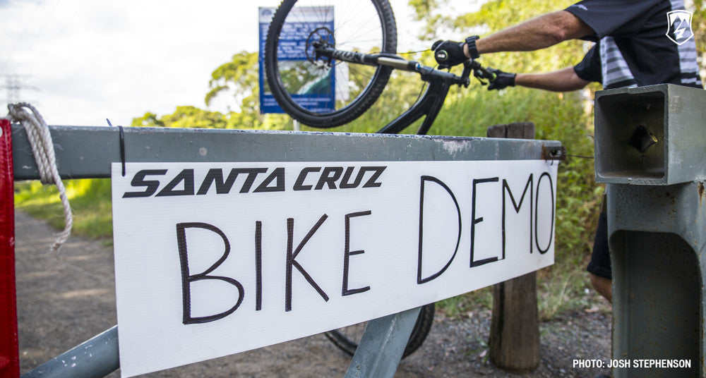 Santa Cruz Demo Wrap up