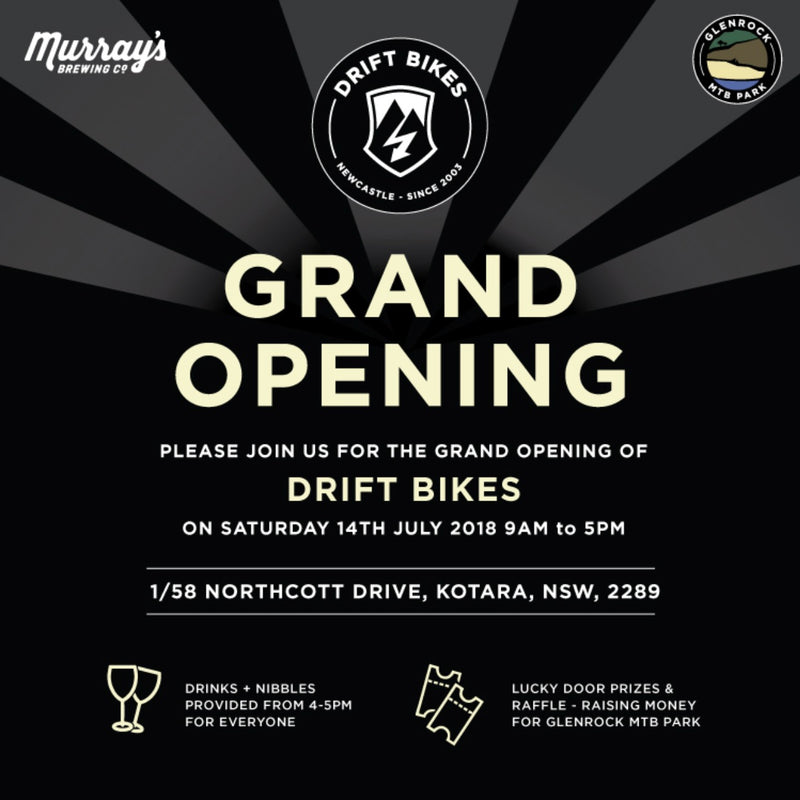 Grand Opening of New Drift Bikes Store
