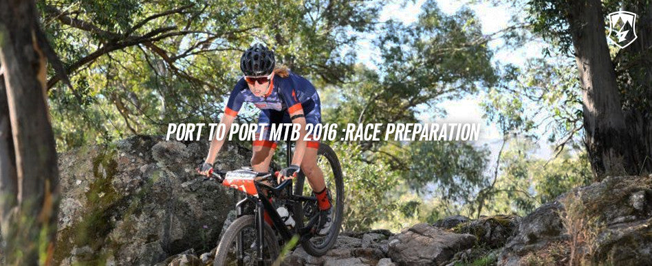 Port to Port MTB 2016 : Bike Preparation